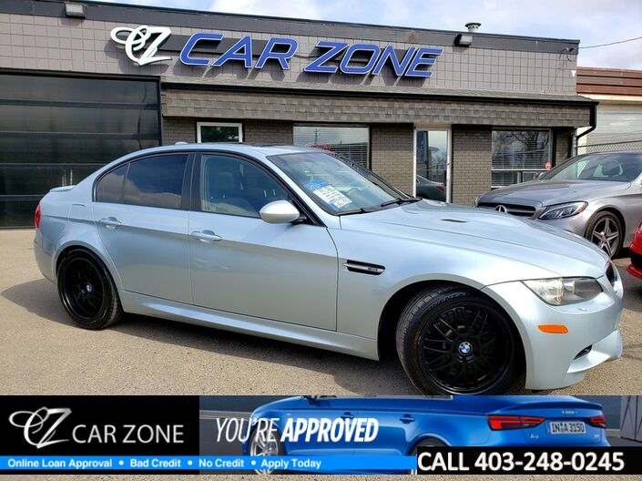 2009 BMW M3 Sedan, Loaded, Clean Carproof Calgary AB