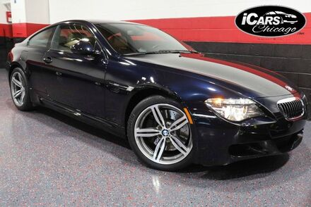 2009_BMW_M6_2dr Coupe_ Chicago IL