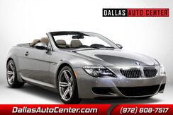 2009_BMW_M6_Convertible_ Carrollton TX