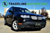 2009 BMW X3 xDrive30i NAVIGATION, PANO SUNROOF, HEATED SEATS, AND MUCH MORE!!!