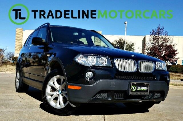 2009 BMW X3 xDrive30i NAVIGATION, PANO SUNROOF, HEATED SEATS, AND MUCH MORE!!! CARROLLTON TX
