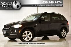 2009_BMW_X5_30i XDRIVE PANORAMIC SUNROOF NAVIGATION BROW LEATHER PARK SENSORS BACK-UP CAMERA_ Chicago IL