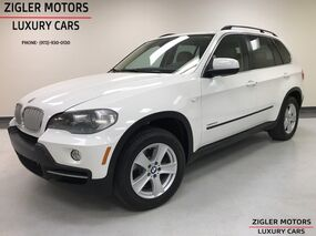 BMW X5 48i xDrive 4.8 V8 Navigation Pano Roof 2009