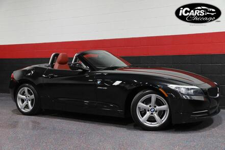 2009_BMW_Z4 sDrive30i_6-Speed Manual 2dr Convertible_ Chicago IL
