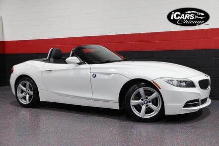 2009_BMW_Z4_sDrive30i 6-Speed Manual 2dr Convertible_ Chicago IL