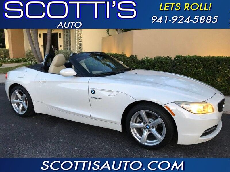 2009 BMW Z4 sDrive30i HARD TOP CONVT! LOW MILES! BEST COLOR! NICE!!