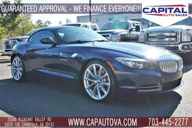 2009_BMW_Z4_sDrive35i_ Chantilly VA