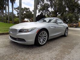 2009_BMW_Z4_sDrive35i_ Hollywood FL