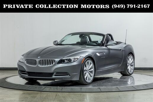 2009 BMW Z4 sDrive35i Two Owner Clean Carfax Costa Mesa CA