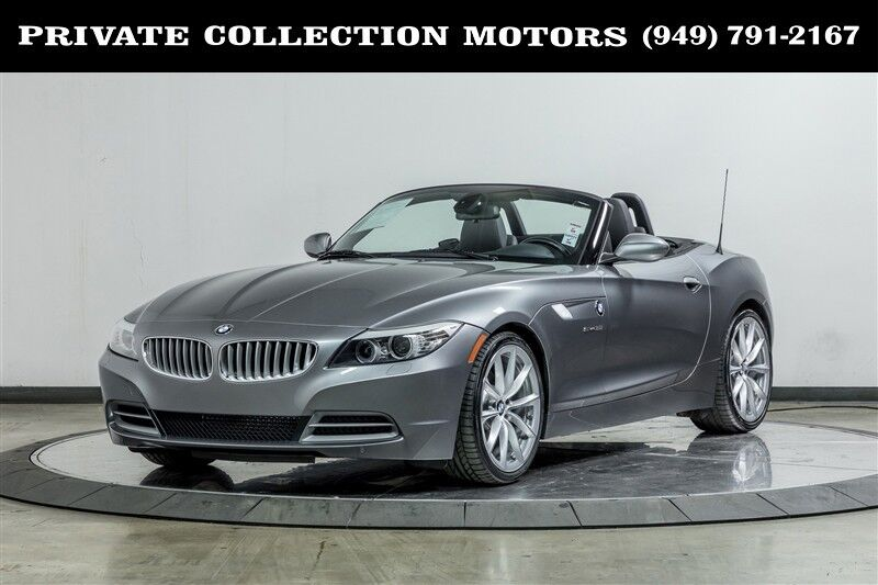 2009_BMW_Z4_sDrive35i Two Owner Clean Carfax_ Costa Mesa CA