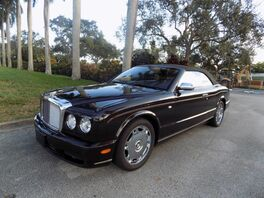 2009_Bentley_Azure__ Hollywood FL