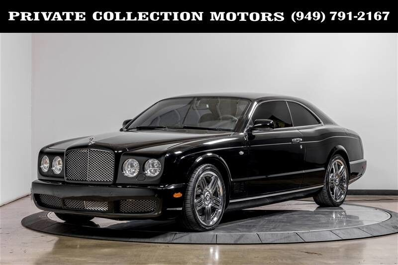 2009_Bentley_Brooklands_2 Owner_ Costa Mesa CA