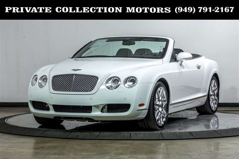 2009_Bentley_Continental GT_Convertible Mulliner_ Costa Mesa CA