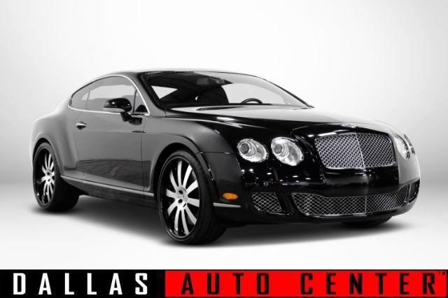 2009 Bentley Continental GT Coupe Carrollton TX