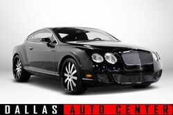 Bentley Continental GT Coupe 2009