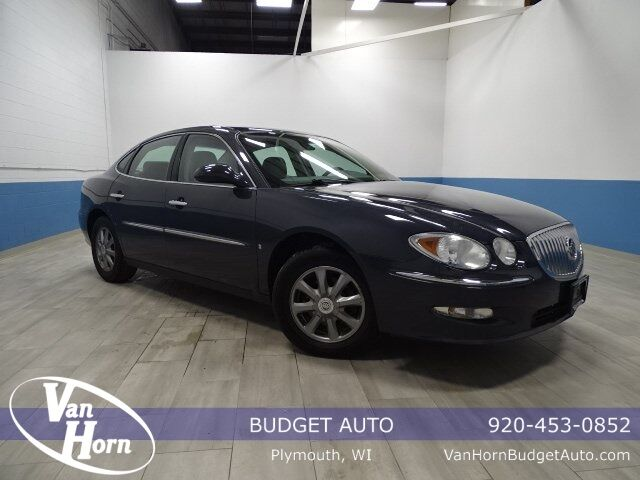 2009 Buick LaCrosse CX Plymouth WI