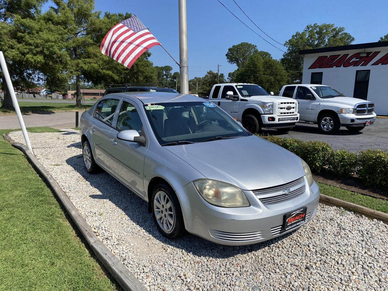 2009 CHEVROLET COBALT LT, WHOLESALE TO THE PUBLIC, AUX PORT, A/C, CRUISE CONTROL, SINGLE CD PLAYER! Norfolk VA