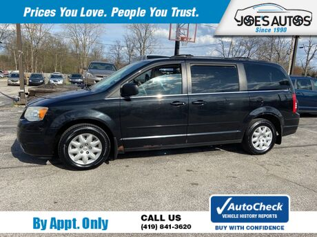 2009 CHRYSLER TOWN & COUNTRY LX Toledo OH