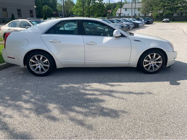 2009 Cadillac CTS 3.6L SIDI with Navigation Jacksonville IL