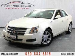 2009_Cadillac_CTS_AWD 3.6L v6 PFI Engine w/ Sunroof, Bluetooth, XM Equipped & On_ Addison IL