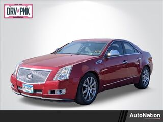 2009_Cadillac_CTS Sedan_RWD w/1SB_ Littleton CO