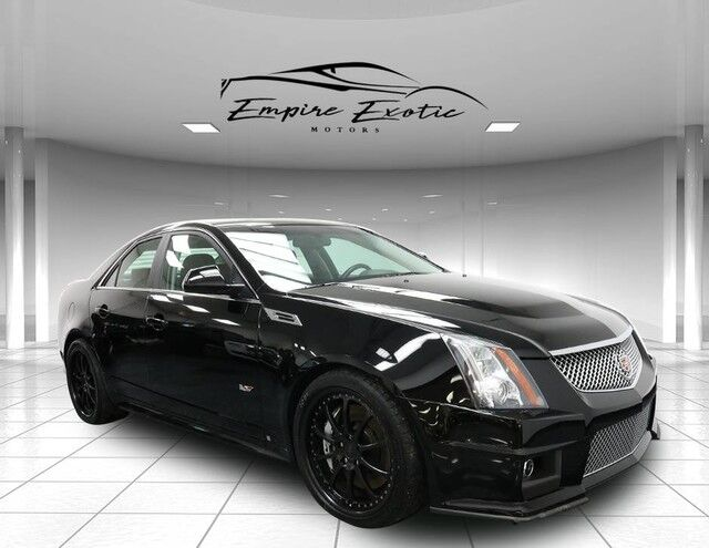 2009 Cadillac CTS-V *6-SPEED*NAVIGATION* Addison TX