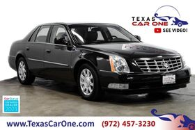 2009_Cadillac_DTS_LUXURY I LEATHER HEATED AND COOLED SEATS DUAL CLIMATE CONTROL CR_ Carrollton TX