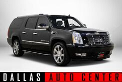 2009_Cadillac_Escalade_ESV Ultra Luxury Collection_ Carrollton TX