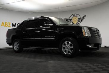 2009_Cadillac_Escalade EXT_AWD 4dr_ Houston TX