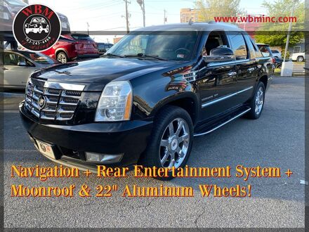 2009_Cadillac_Escalade EXT_w/ Ultra Luxury Collection_ Arlington VA