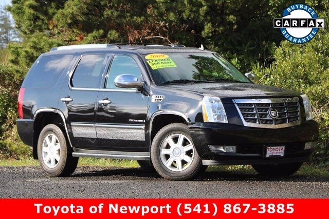 2009 Cadillac Escalade Platinum Edition Newport OR