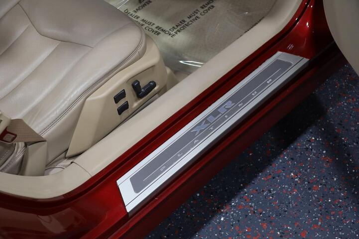 2009 Cadillac XLR Platinum 2dr Convertible Chicago IL