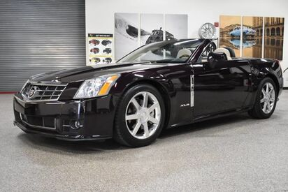 2009_Cadillac_XLR_Platinum_ Boston MA