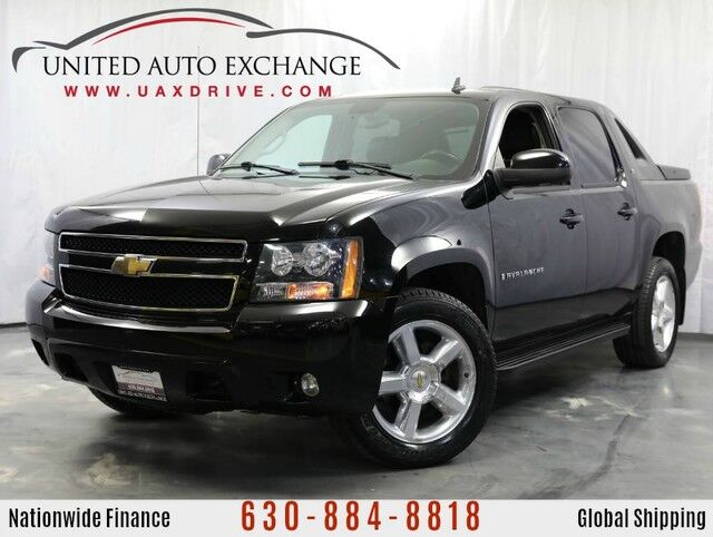 2009 Chevrolet Avalanche 1LT w/ Sunroof, Rear Parking Aid, Bluetooth & Onboard Hands-Free Addison IL