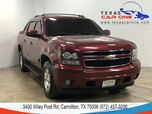 2009 Chevrolet Avalanche 2LT 4WD AUTOMATIC SUNROOF LEATHER HEATED SEATS REAR PARKING SENS