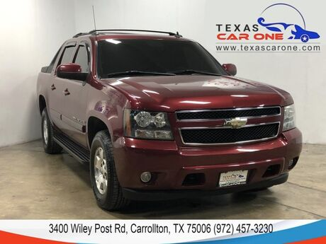 2009 Chevrolet Avalanche 2LT 4WD AUTOMATIC SUNROOF LEATHER HEATED SEATS REAR PARKING SENS Carrollton TX