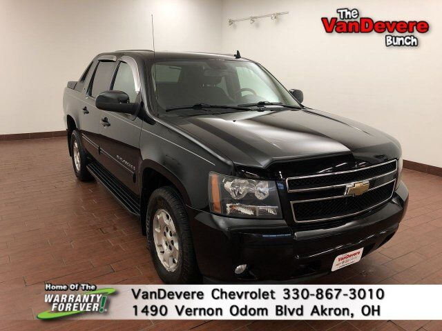 2009 Chevrolet Avalanche LS Akron OH