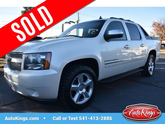 2009 Chevrolet Avalanche LTZ 4WD Bend OR