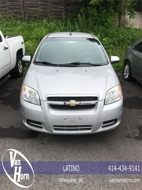 2009 Chevrolet Aveo 1LT Plymouth WI