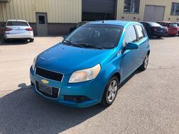 2009_Chevrolet_Aveo_LS_ Cleveland OH