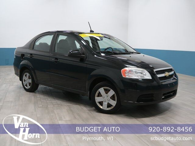 2009 Chevrolet Aveo LS Plymouth WI