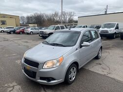 2009_Chevrolet_Aveo_LT w/1LT_ Cleveland OH