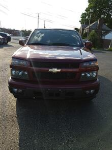 2009_Chevrolet_Colorado_LT w/1LT_ North Versailles PA