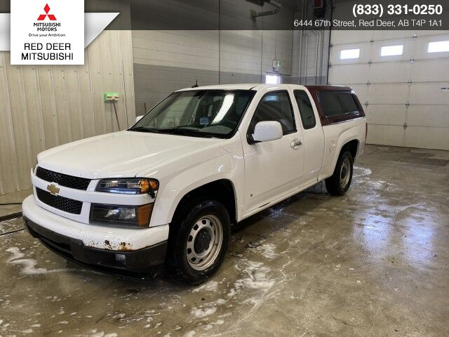2009 Chevrolet Colorado LT w/1SA