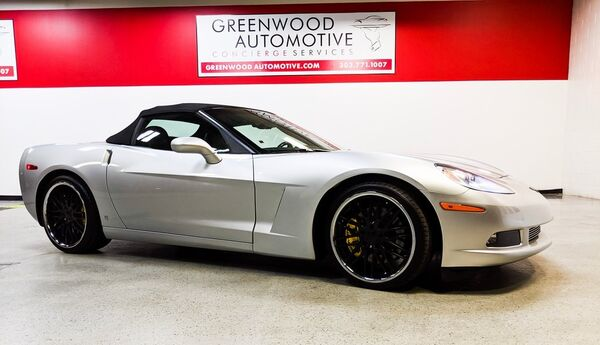 2009 Chevrolet Corvette Base Greenwood Village CO