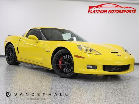 2009_Chevrolet_Corvette Z06 3LZ_2 Owner 12K Miles Procharged Nav Built To Run Fast Loaded_ Hickory Hills IL
