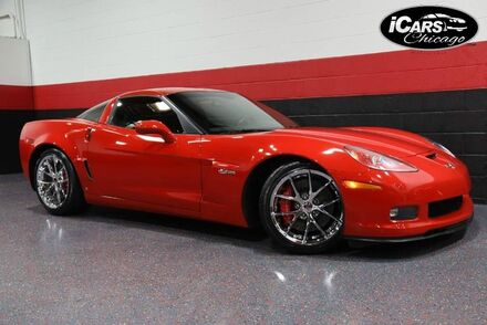 2009_Chevrolet_Corvette_Z06 w/2LZ 2dr Coupe_ Chicago IL