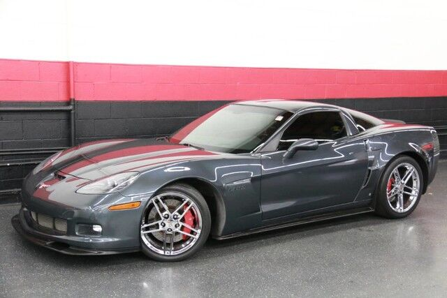 2009 Chevrolet Corvette Z06 w/3LZ 2dr Coupe Chicago IL