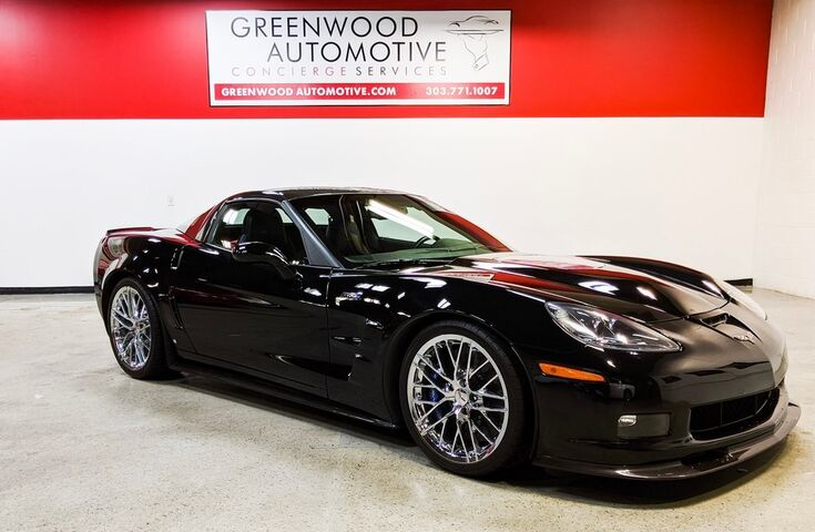 2009 Chevrolet Corvette ZR1 Greenwood Village CO