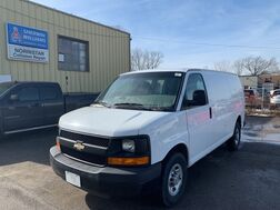 2009_Chevrolet_Express Cargo Van__ Cleveland OH